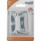 "National Zinc 2 3/4"" Steel Chest Handle Image 2"