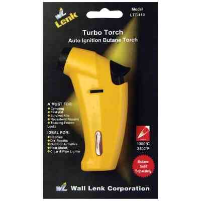 Wall Lenk Turbo Butane Micro Torch