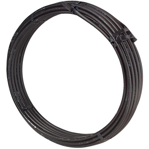 Cresline 1-1/2 In. X 100 Ft. Spartan Black Plastic Pipe