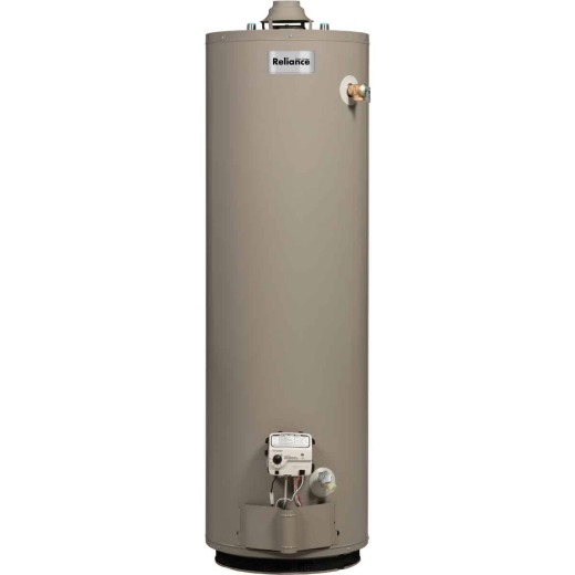 Reliance 50 Gal. Tall 6yr 40,000 BTU Liquid Propane (LP) Gas Water Heater