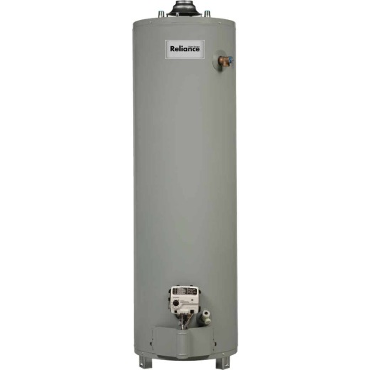 Reliance 30 Gal. Tall 6yr 33,000 BTU Ultra Low NOx Natural Gas Gas Water Heater