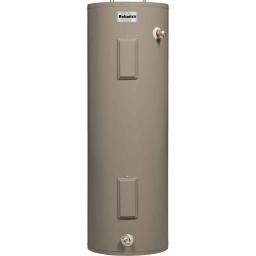 Reliance 30 Gal. Tall 6yr 4500/4500W Elements Electric Water Heater