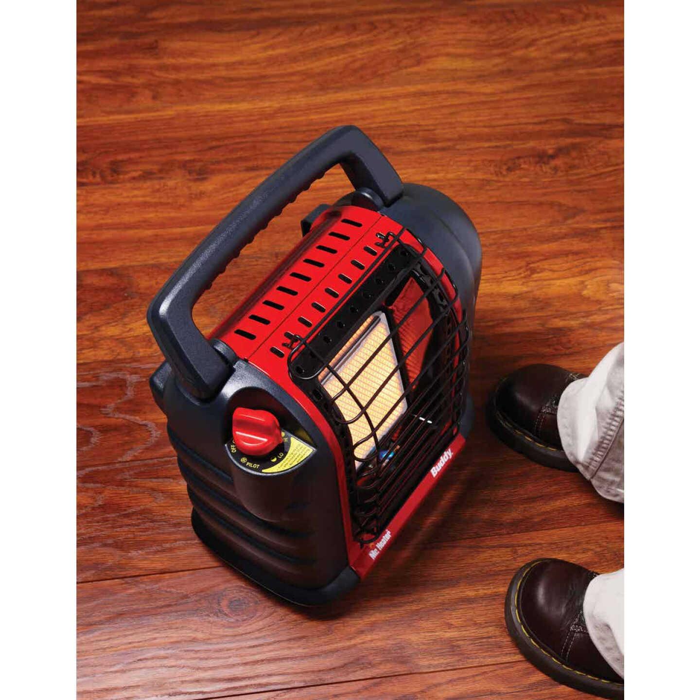 MR. HEATER 9000 BTU Radiant Portable Buddy Propane Heater Image 2