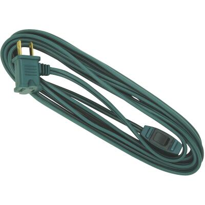 Do it 15 Ft. 16/2 Green Extension Cord with Switch