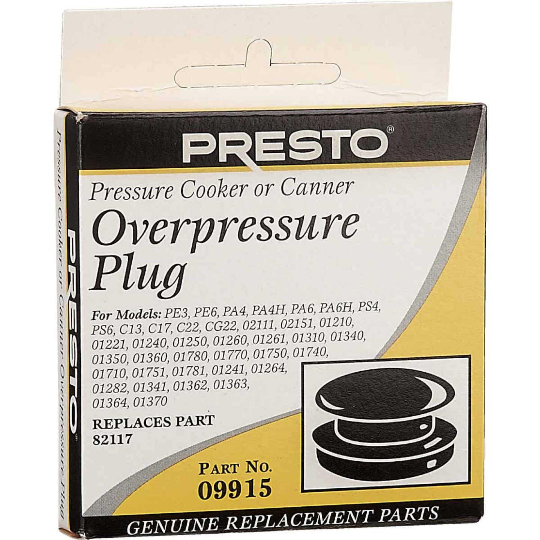 Presto Pressure Plug Image 2