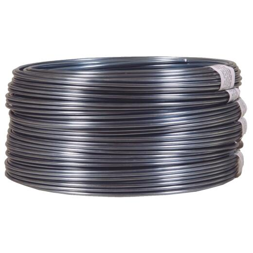 HILLMAN ANCHOR WIRE 50 Ft. 9 Ga. Smudge-Free Clothesline