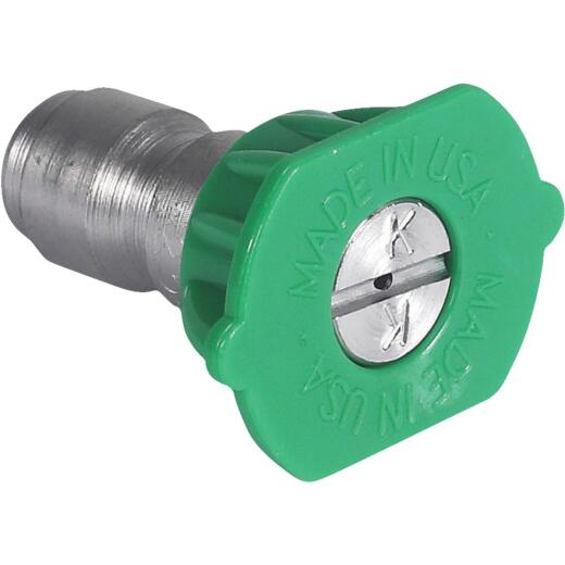 Mi-T-M 4.0mm 25 Degree Green Pressure Washer Spray Tip