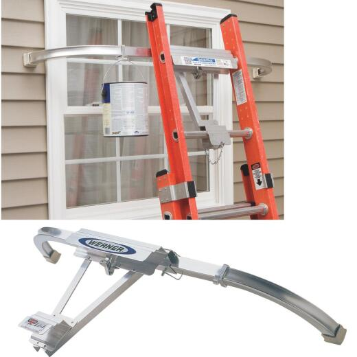 Werner QuickClick Ladder Stabilizer
