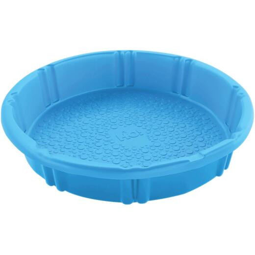 H2O 12 In. D. x 60 In. Dia. Blue Polyethylene Econo Pool