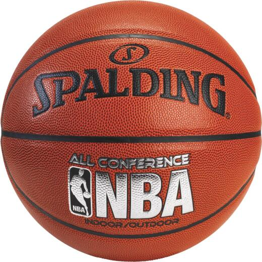 Spalding Indoor/Outdoor NBA All Conference Basketball, Official Size