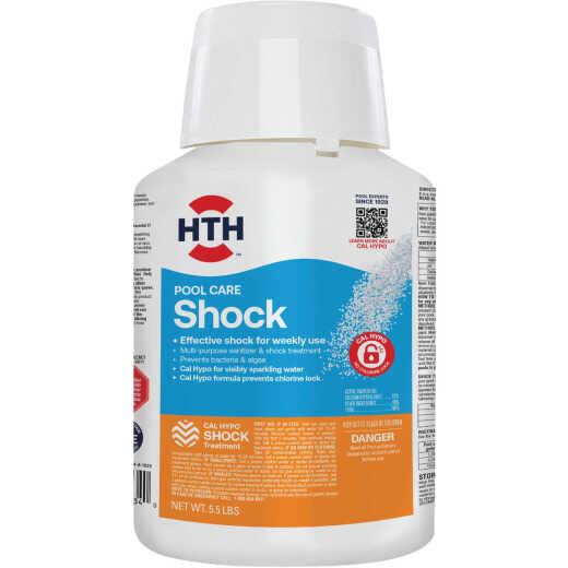 HTH 5.5 Lb. Granules Pool Shock Treatment