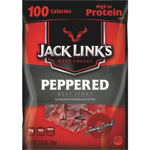 Jack Link's 1.25 Oz. Peppered Jerky